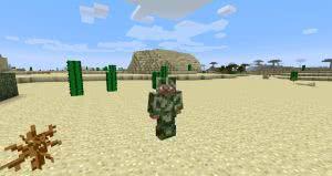 WarStuff MilitaryMod - блоки для военной базы [1.7.10]
