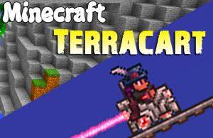 Terracart mod - читерная вагонетка [1.12.2] [1.11.2] [1.10.2] [1.7.10]