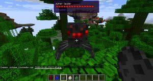 Mobultion mod - новые пауки, скелеты, зомби [1.12.2]