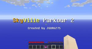 Skyville Parkour 2 - паркур в небесах [1.12.2]