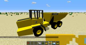TechStack's Heavy Machinery Mod - машины, трактора, техника [1.12.2] [1.8.9]