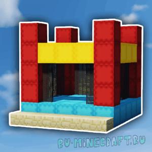 MrCrayfish's Jumping Castle Mod [1.12.2]