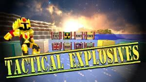 Acro's Tactical Explosives - новые бомбы [1.12.2] [1.11.2] [1.10.2]