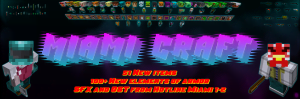 Miamicraft - Hotline Miami в Minecraft [1.12 Optifine][~32px]