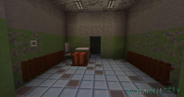 SOVIET Abandoned Lab - Советский декор из Сталкер [1.12.2]