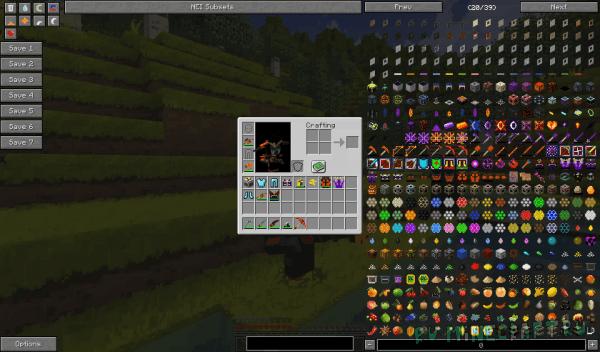 Индустриальная сборка Minecraft [1.12.2]