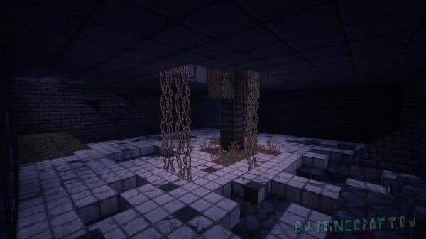Карта Подземелье 62 - Зомби апокалипсис [1.7.10]