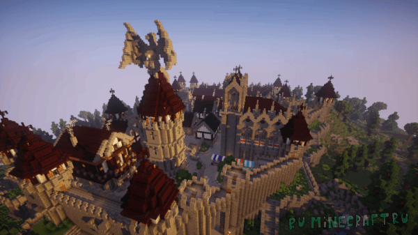 THE DRACONIAN CITY [1.12.2]
