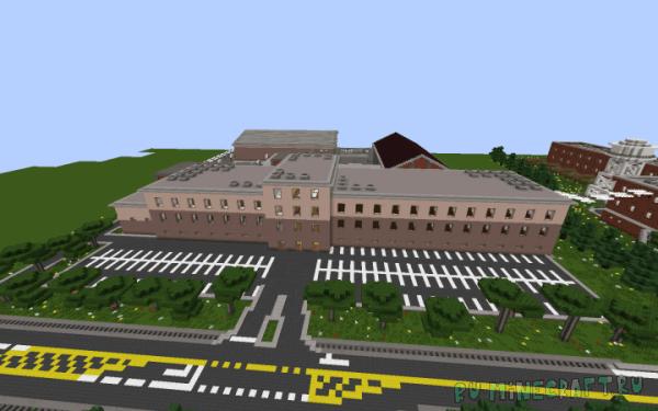 New Insta City 2.0 [1.12.2]