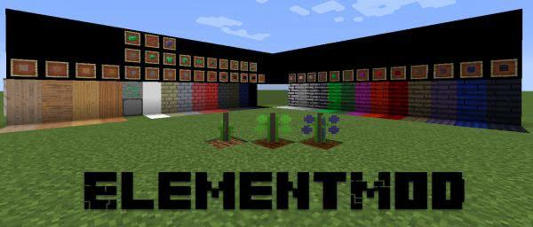 ElementMod [1.12.2] [1.11.2]