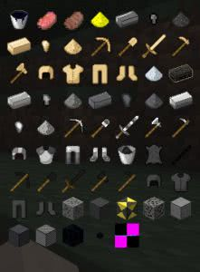 Alloyed Tools  [1.12.2] [1.11.2] [1.10.2] [1.9.4] [1.8.9] [1.7.10]