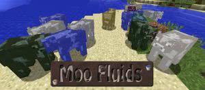 Moo Fluids - новые коровы [1.12.2] [1.11.2] [1.10.2] [1.9.4] [1.8.9] [1.7.10]
