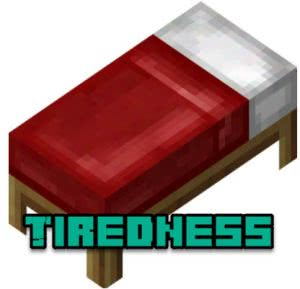 Tiredness - усталость без сна [1.12.2]