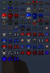 Warhammer 40K Armor - броня из Вархаммер [1.7.10]