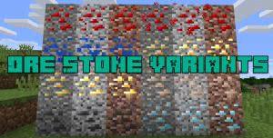 Ore Stone Variants [1.12.2]