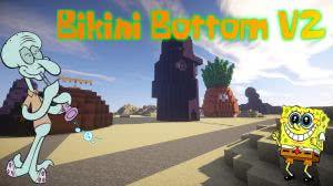Город Bikini Bottom - город Спанч Боба [1.12.2] [1.8.9] [1.7.10]