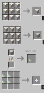 Nstarsmod - крафт звезды Незера [1.12.2] [1.11.2] [1.10.2] [1.8.9]