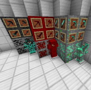 Aurite, Onyx and Luminite [1.12.2]