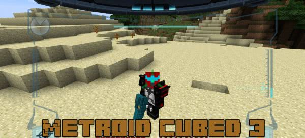 Metroid Cubed 3 - мод по Метроиду [1.10.2] [1.7.10]