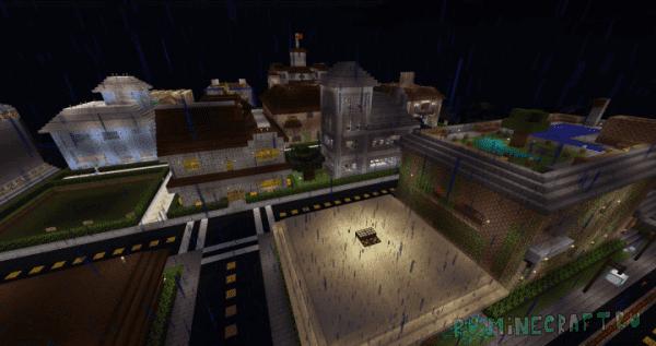 Full Modern Town [1.12.2]