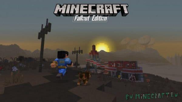 Fallout Mash-Up [1.12.2] [16x16]