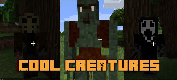 Cool Creatures [1.12.2]
