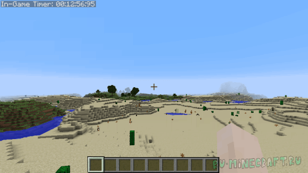 In-Game Timer [1.12.2] [1.11.2] [1.10.2]