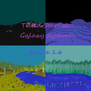 Titled Starfish Galaxy Systems: Scline [1.12.2]