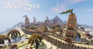 Desert City of Ahn'Set - город в пустыне [1.12.2]