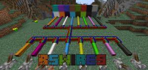 RSWires - провода для редстоуна [1.12.2]