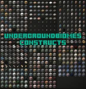 UndergroundBiomesConstructs (Underground Biomes) [1.12.2] [1.11.2] [1.10.2] [1.8] [1.7.10]