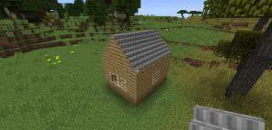 Not Enough Roofs - блоки для крыш домов [1.12.2]
