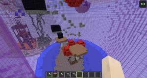 Biome Sphere Parkour - паркур карта в сферах [1.12.2]