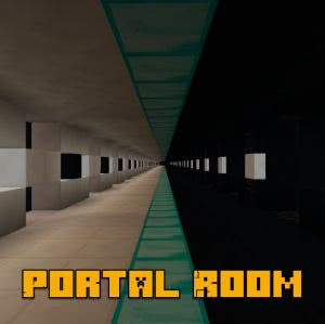 Portal Room - портальная комната [1.12.2]