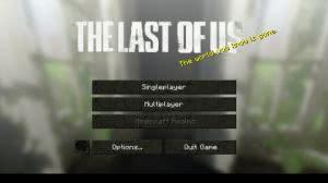 [1.8+][32x32] The Last of Us Ресурспак: Блоки, Оружия и т.д.