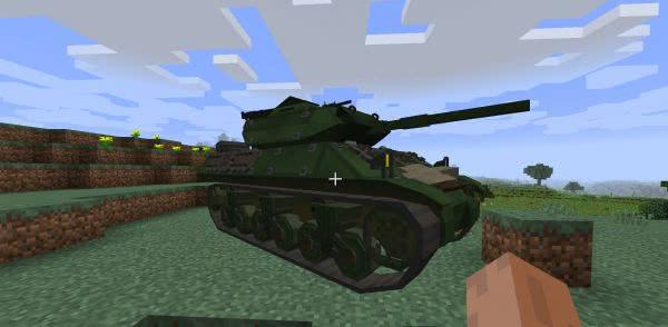 World War II Pack - пак техники и оружия второй мировой войны [1.12.2] [1.8] [1.7.10]