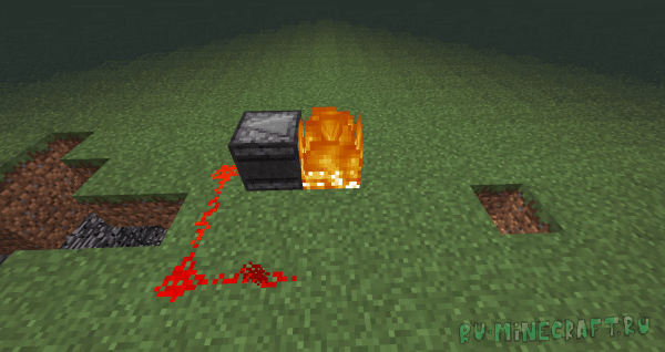 BlockDetector - детектор блоков [1.12.2]