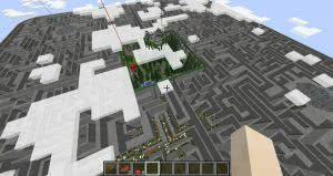 Prison Maze - в лабиринте - карта на прохождение [1.12.2]
