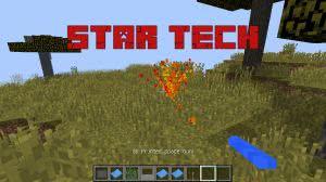 Star Tech - космическое оружие, бластеры [1.12.2]