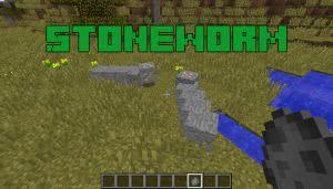 StoneWorm - черви [1.12.2]
