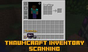 Thaumcraft Inventory Scanning [1.12.2] [1.10.2] [1.7.10]