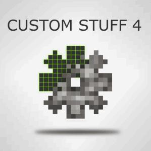 Custom Stuff 4 [1.12.2] [1.11.2] [1.10.2]