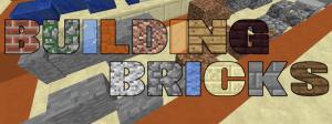 Building Bricks - Новая виды блоков [1.10.2] [1.9.4] [1.8.9]