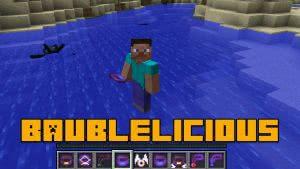Baublelicious - магические предметы [1.12.2] [1.11.2] [1.7.10]