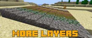 More Layers - блоки разной высоты [1.15.1] [1.14.4] [1.12.2]