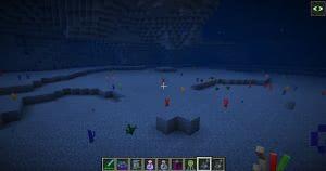 Aquatic mod - подводный мир [1.12.2]