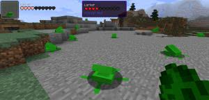 Florite Mod - живая руда, оружие, мобы, транспорт [1.12.2]