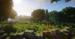Карта - Smitlo Medieval Village - реалистичная деревня [1.12.2]