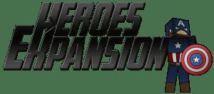 HeroesExpansion - супергерои, суперспособности, костюмы [1.12.2] [1.10.2]