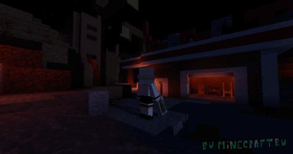 VAULTPACK - 3д модели по Fallout [1.13.1] [1.13] [1.12.2] [16x16]